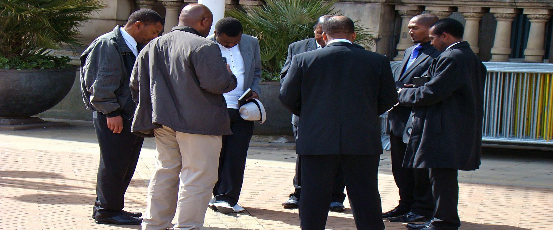 Mission Purse Prayer Network